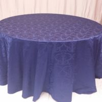 Royal Blue Damask