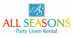All Seasons Party Linen Rental
