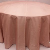 Blush Crinkled Taffeta