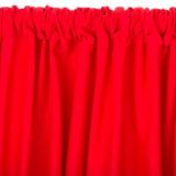 Poly-Premier-Drape-Red